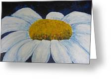 First Flower Greeting Card