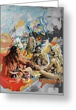 First Nations 42 Greeting Card