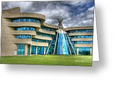 First Nations University Of Canada Greeting Card
