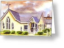 First Presbyterian Church Ironton Missouri Greeting Card