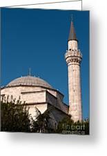 Firuz Aga Mosque Greeting Card