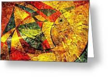 Fish 369 - Marucii Greeting Card
