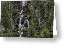 Fish Creek Falls Greeting Card