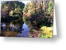 Fish Creek Greeting Card
