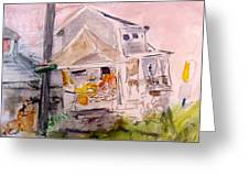 Fisher House 2 Greeting Card
