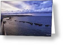 Fisherman - Sicily Greeting Card