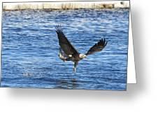 Fishing Ballet Greeting Card