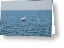 Fishing Can Be Lonely Greeting Card