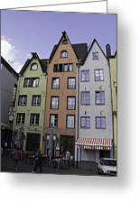 Fishmarket Townhouses 3 Greeting Card