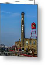 Fitgers Hotel And Brewery Greeting Card