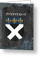 Fitzpatrick Greeting Card