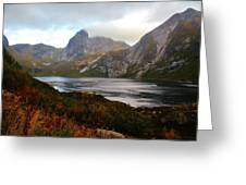 Fjordland Autumn Greeting Card