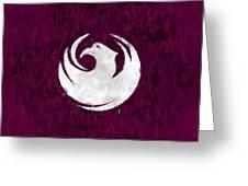 Flag Of Phoenix Greeting Card