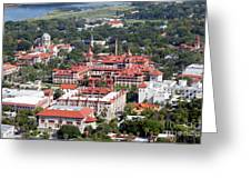 Flagler College St Augustine Florida Greeting Card