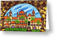 Flagler College - St. Augustine Greeting Card