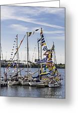Flags Of The World 2 Greeting Card