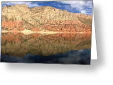 Flaming  Gorge Reflections Greeting Card