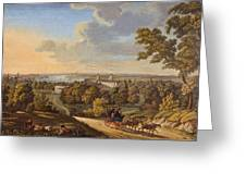 Flamstead Hill, Greenwich The Greeting Card