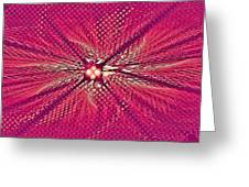 Flash Point Greeting Card