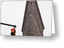 Flatiron Greeting Card