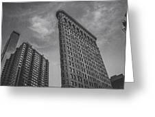 Flatiron New York City Greeting Card