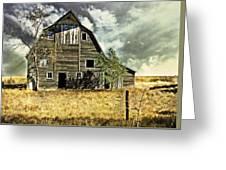 Flatland Farm Greeting Card