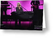 Fleetwood Mac - Christine Mcvie Greeting Card