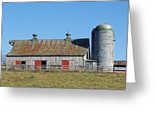 Fleming County Barn Greeting Card