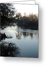 Flint River 20 Greeting Card