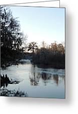 Flint River 23 Greeting Card