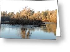 Flint River 27 Greeting Card