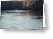 Flint River 31 Greeting Card