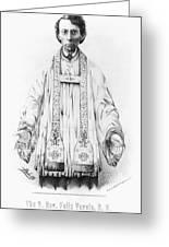 F�lix Varela Y Morales (1788-1853) Greeting Card
