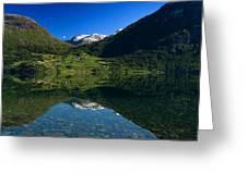 Flo Norway Greeting Card