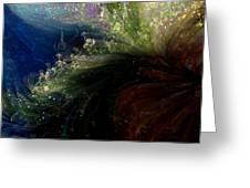Floral Fantasia Greeting Card