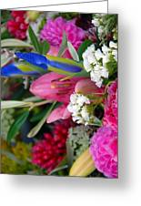 Floral II Greeting Card