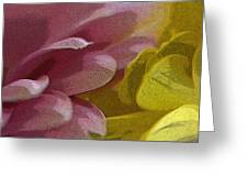 Floral Impressions Greeting Card