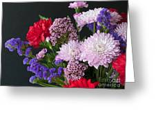 Floral Mix Greeting Card