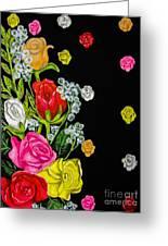 Floral Rhapsody Pt.4 Greeting Card