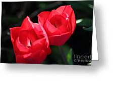 Floral2 Greeting Card