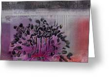 Floralart - 02b Greeting Card