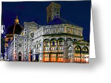 Florence Italy Greeting Card