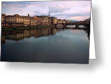 Florence Memories Greeting Card