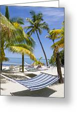 Florida Keys Wellness Greeting Card
