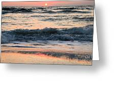 Florida Pastels Greeting Card
