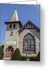 Florida Reform Church Greeting Card
