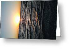Florida Sunrise Greeting Card by Chasity Johnson