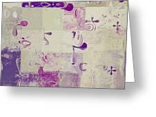 Florus Pokus A01d Greeting Card