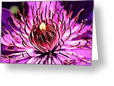 Flower 22 Greeting Card