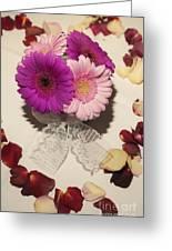 Flower Love Greeting Card
